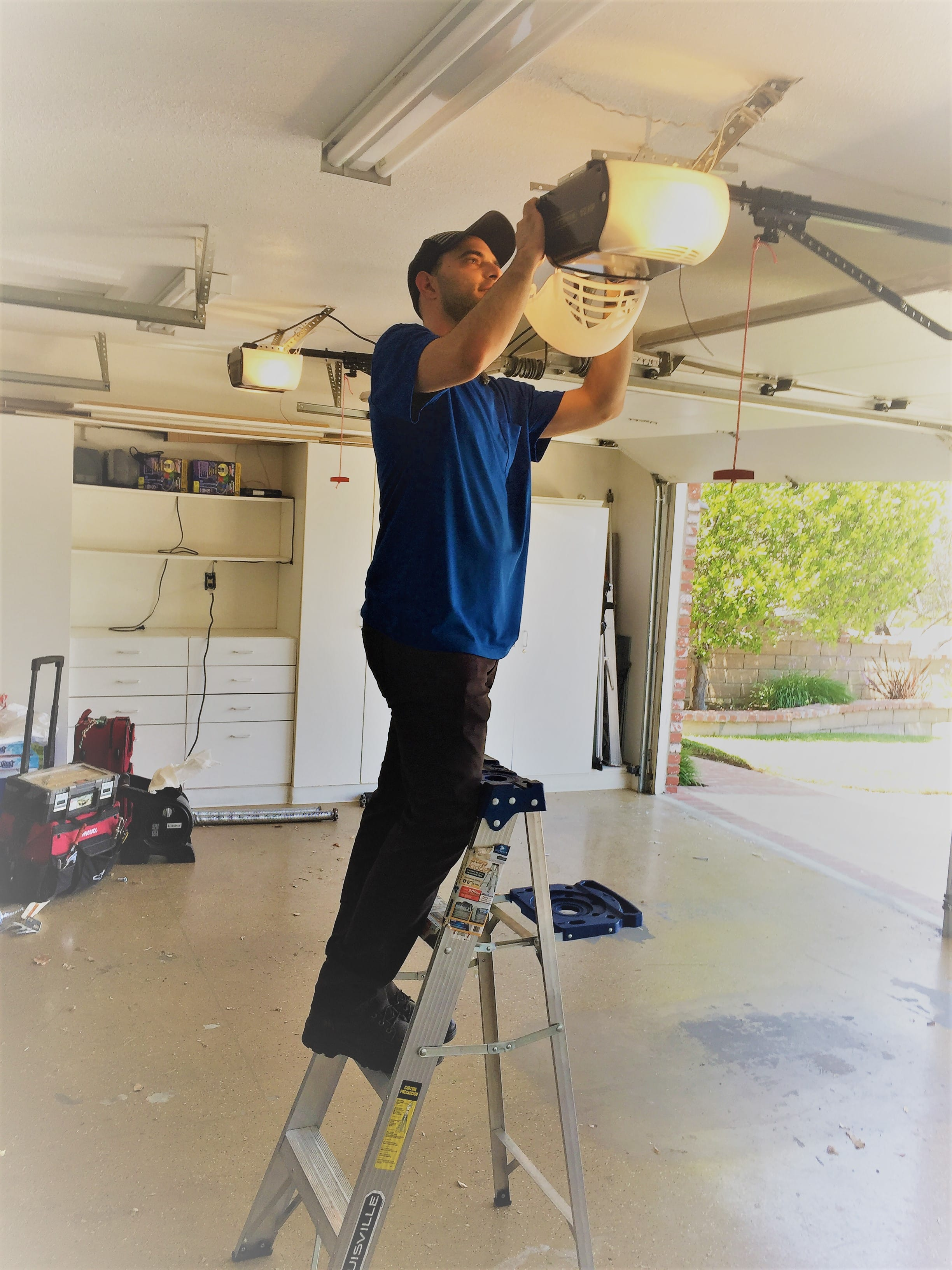 Fixing / Replacing Door Openers
